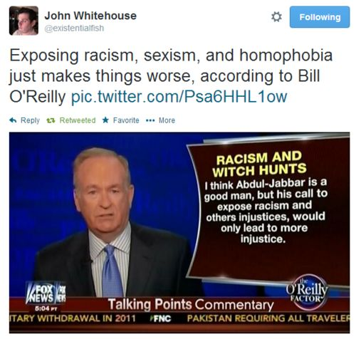 explore expose racisme