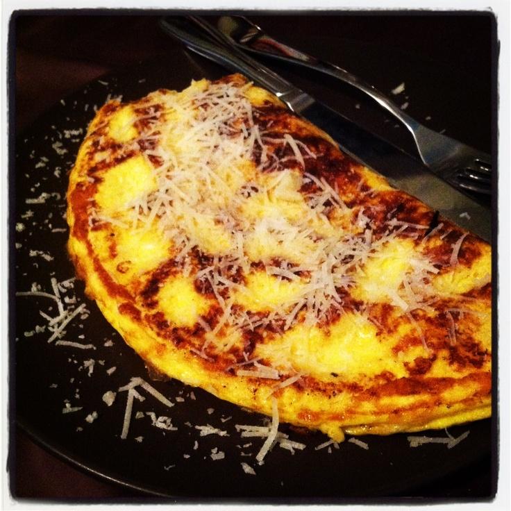 Veggie Omelet - yum
