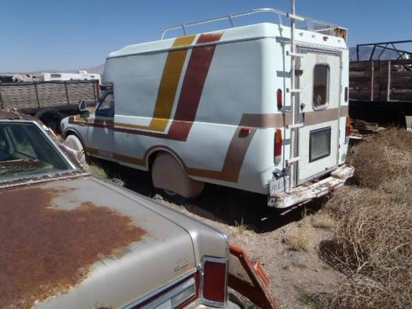Original Used RVs Best Small RV Deal 1978 Dodge Renaissance For Sale By Owner