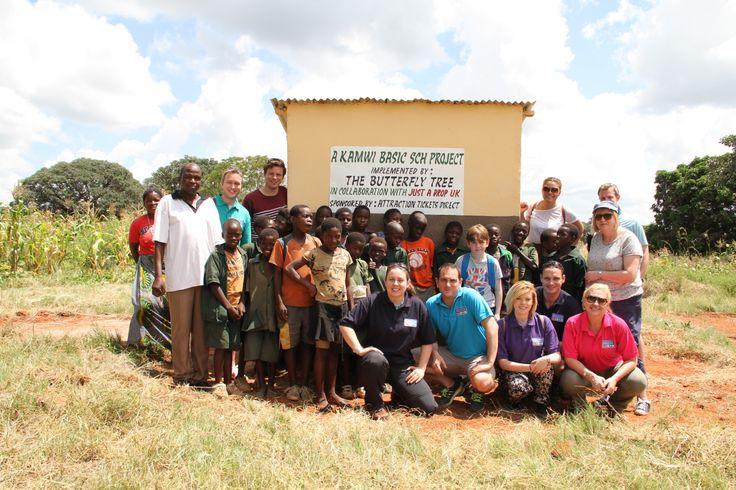 Attraction Tickets Direct visit zambian school