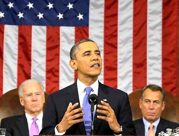 president obama address