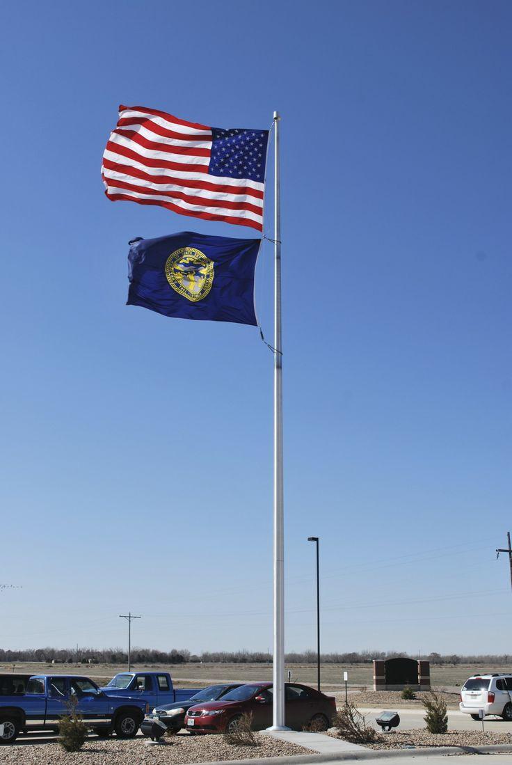 largest us flag flying
