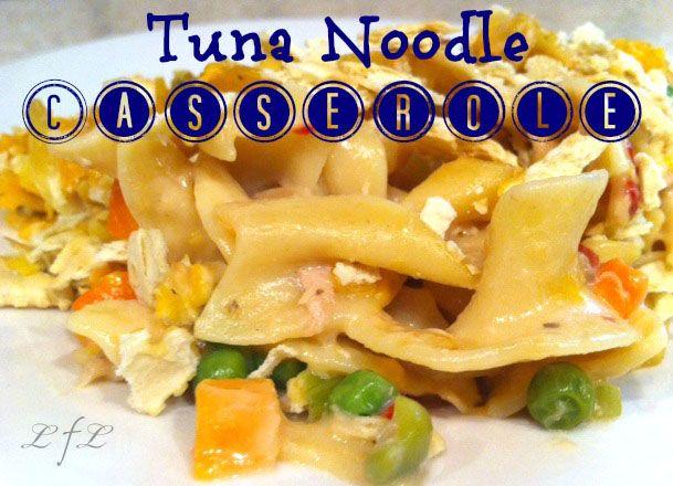 ... tuna noodle casserole recipe key ingredient mediterranean tuna noodle