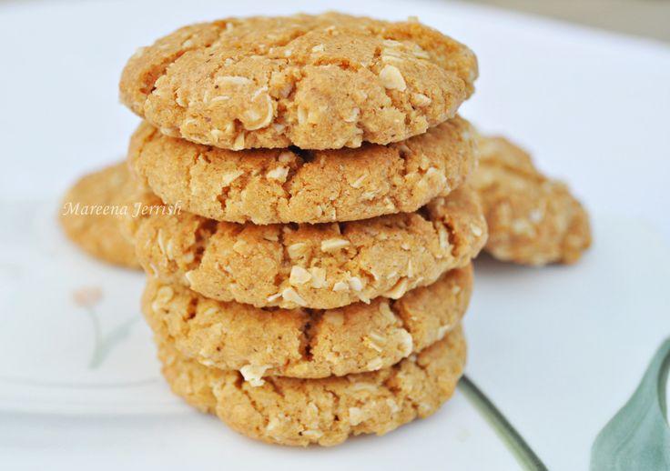 Oatmeal Cookies | cookies | Pinterest