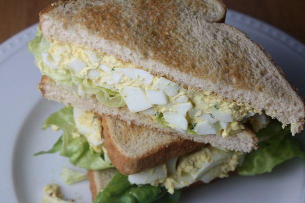 Deviled Egg Salad | Food Heaven | Pinterest