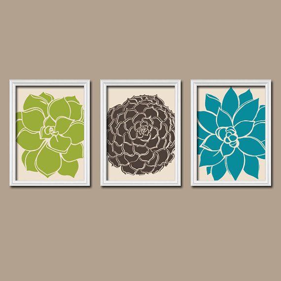 peacock green brown turquoise flower burst dahlia bloom. Black Bedroom Furniture Sets. Home Design Ideas