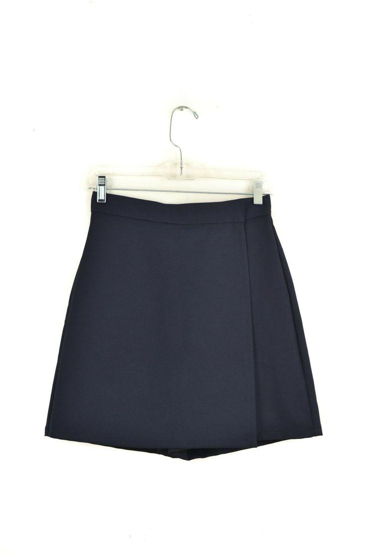 French Toast Navy Blue Uniform Skort Size XS | ClosetDash #skort # ...