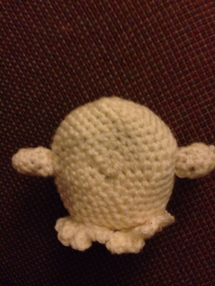 Doctor who crochet adipose Doctor Who Crochets and Knits Pinterest