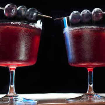 Concord Grape Martini | Favorite Recipes | Pinterest