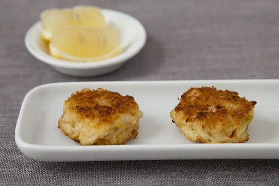 Brigit Binns' Crab Cakes This recipe claims leave out the bread crumbs ...