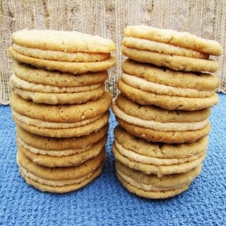 Homemade Girl Scout Do-Si-Do's   Sweet Tooth   Pinterest