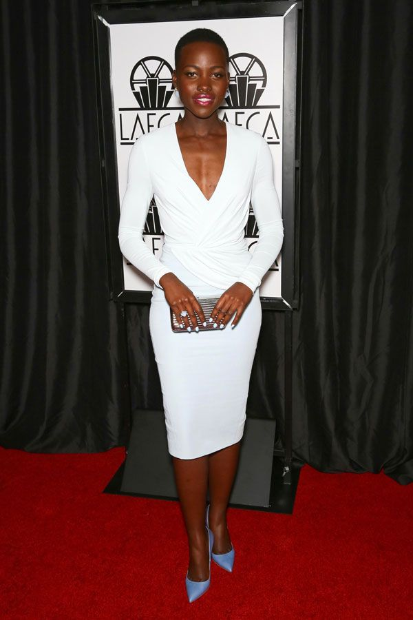 3 Looks, 1 Day: How Lupita Nyong'o Did Win This Past Weekend #Refinery29