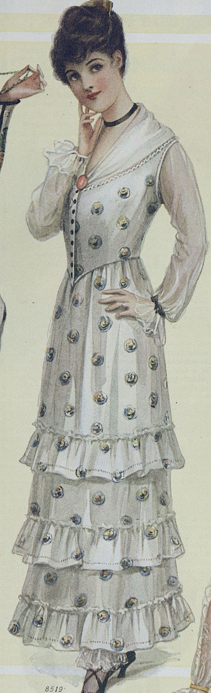 Regency Fashions for Ladies, Vintage Victorian Victorian era ladies fashion