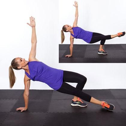 10 Exercises for Thinner Thighs