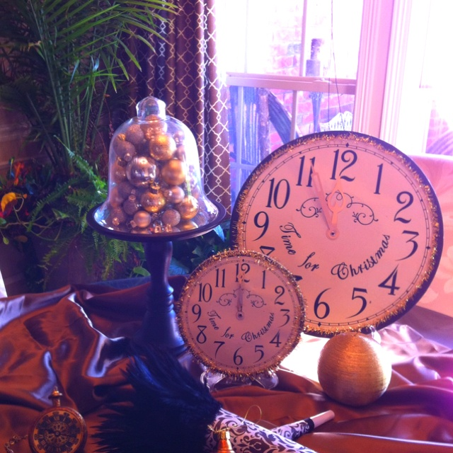 New years table decorations new year pinterest - New year table decorations ...