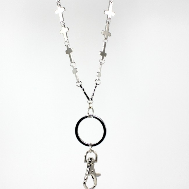 Unique fashion jewelry and lanyard designer inspired jewelry and a