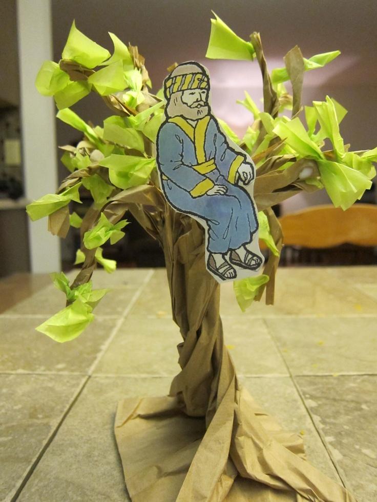 Zacchaeus | Zacchaeus | Pinterest - 226.8KB