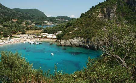 Kefalloniá Island Greece