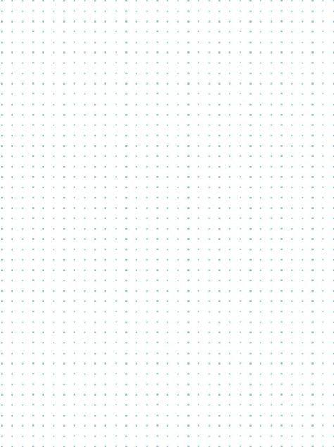 Dot Grid Paper Printable for Bullet Journaling Savor Savvy