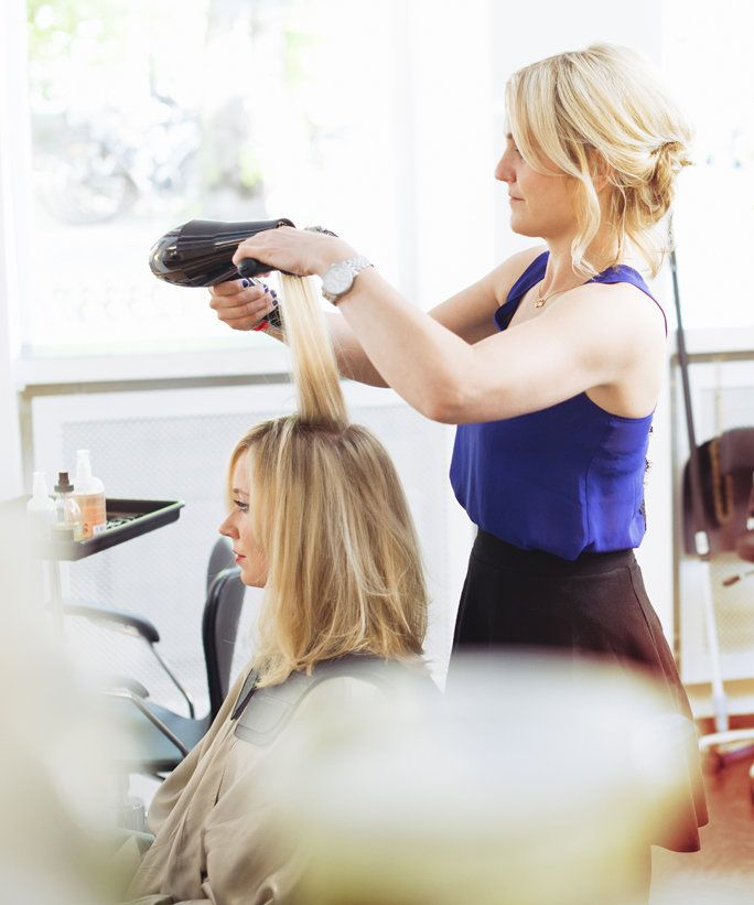 11 Blow-Dry Mistakes Your Hairstylist Really Wishes Youd Stop Making