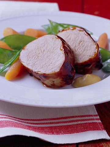 pork chops with cherry sauce pork chops with apricot brandy sauce pork ...