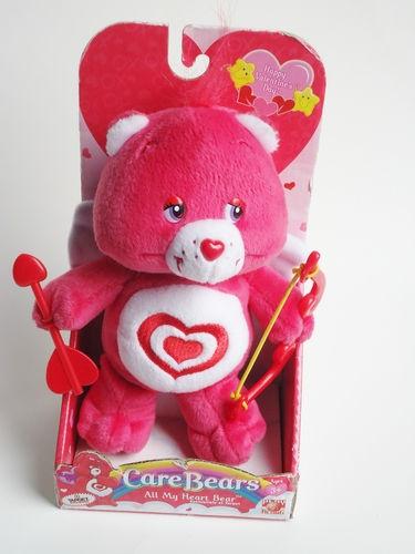 valentines day stuffed bear
