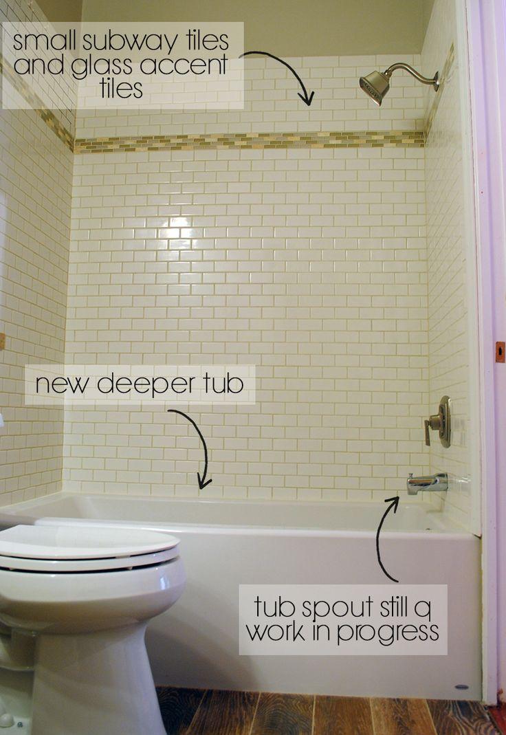 Diy bathroom remodel bathroom ideas pinterest - Bathroom remodel diy ...