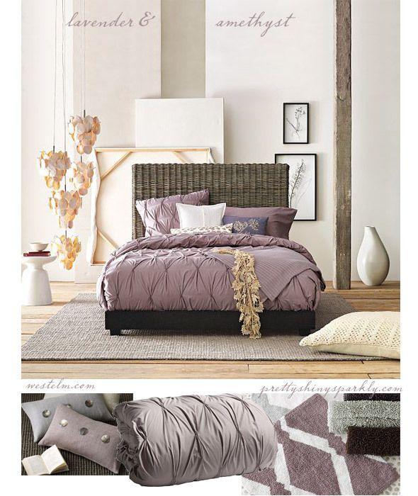 Dreamy Lavender Amethyst