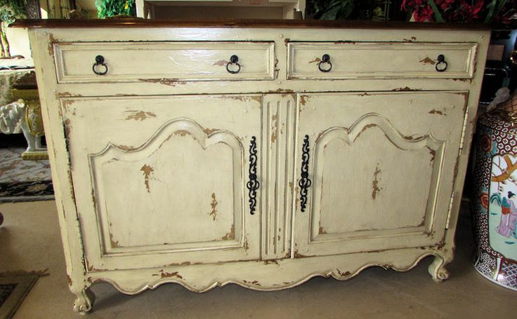 Annie Sloan Chalk Paint Before And After also Acme Formal Dining Room Furniture Sets further French Country Entertainment Console further Galvanized Water Trough Planter besides Stone Fireplace Design Ideas. on distressed french country armoire
