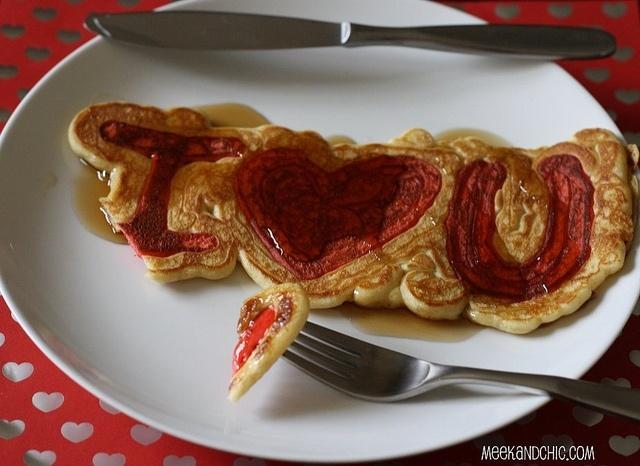 valentine's day breakfast ideas for boyfriend