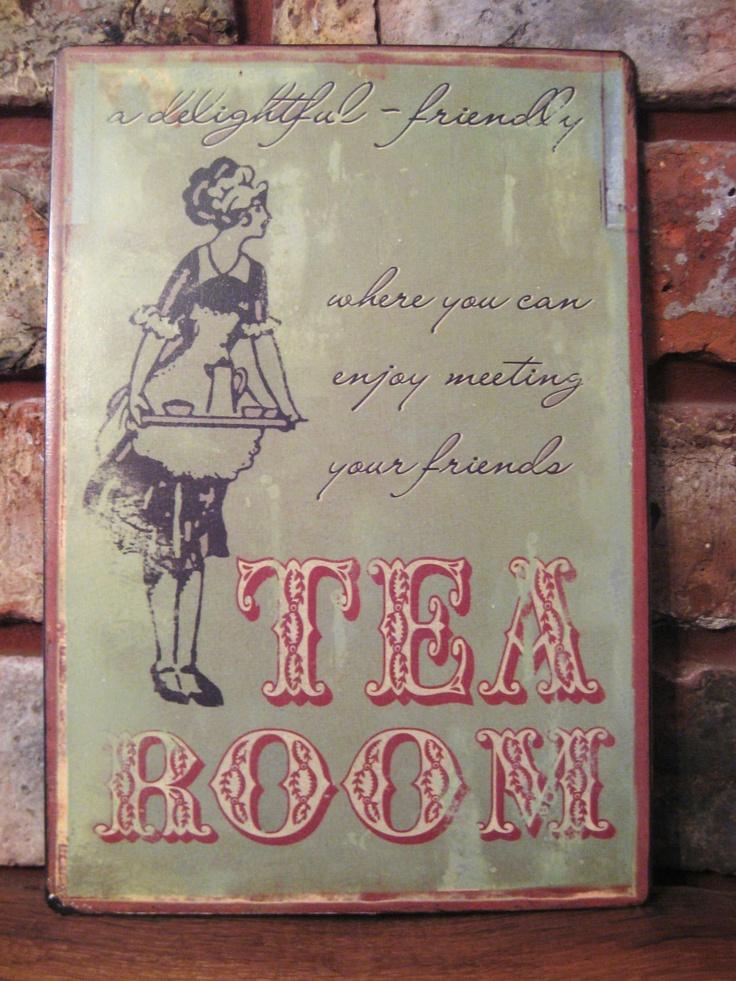 Coombs Tea Room