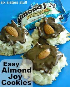 Easy Almond Joy Cookies Recipe