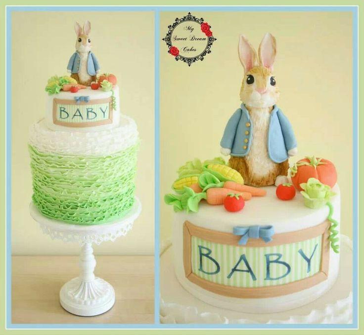 Peter Rabbit | Cake Decorating Ideas | Pinterest