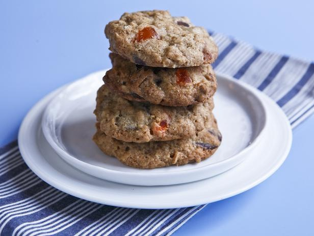 Tropical Oatmeal Chocolate Chip Cookies | Anyone for Dessert? | Pinte ...