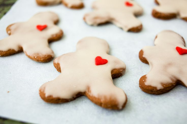 Easy Vegan Gingerbread Cut-Out Cookies! | Trans-Planted | Pinterest