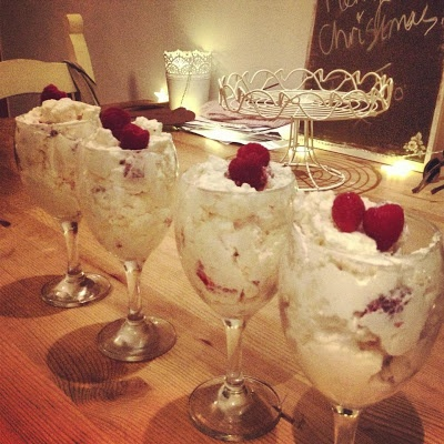 Eton Mess | Just Desserts | Pinterest