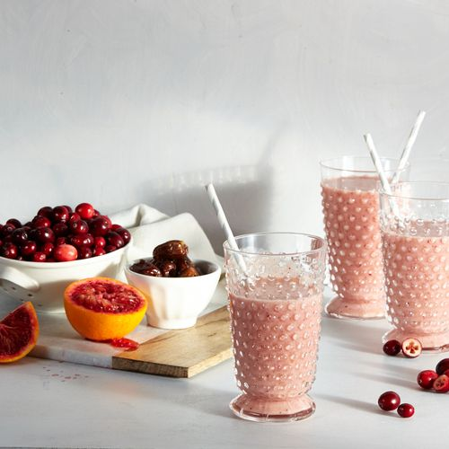 ... Health O'Clock: Cranberry Smoothie | Fat Kids Club! | Pinterest