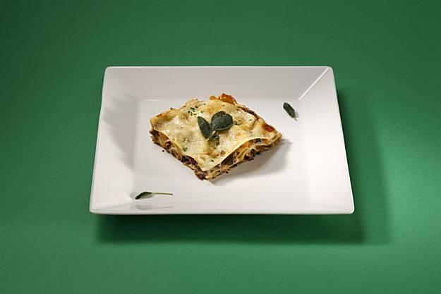 Butternut Squash and Wild Mushroom Lasagna