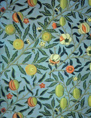 william morris 1866-pomegranate