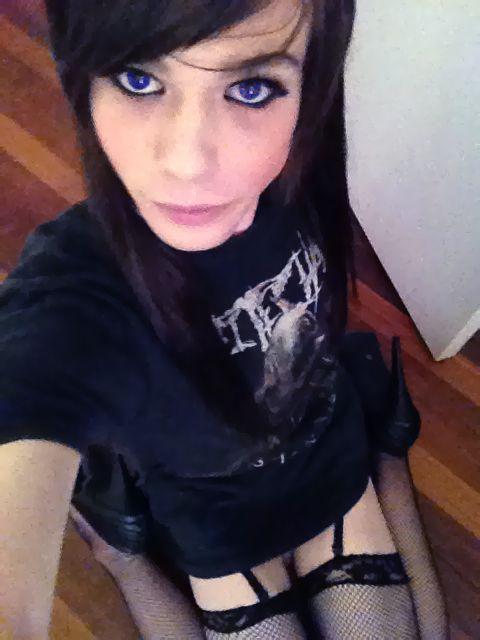 metal looking crossdresser tgirl cute girls who are boys