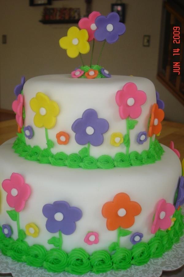Little girl birthday  cake ideas  Pinterest