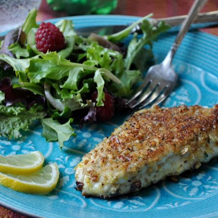 Pan-Seared Trout With Pecan Brown Butter Recipe — Dishmaps