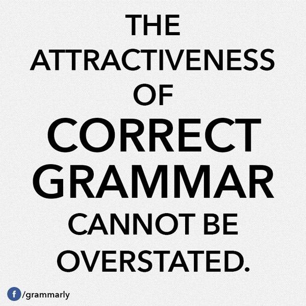 Correct gramma