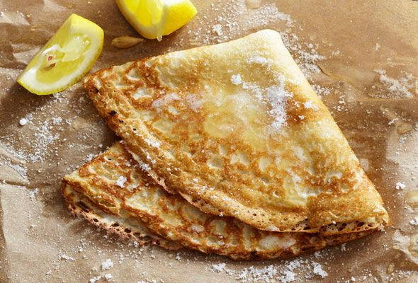 Basic Crepes | Recipe