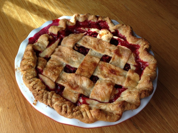 Cranberry and Pear Pie | Divine Desserts | Pinterest