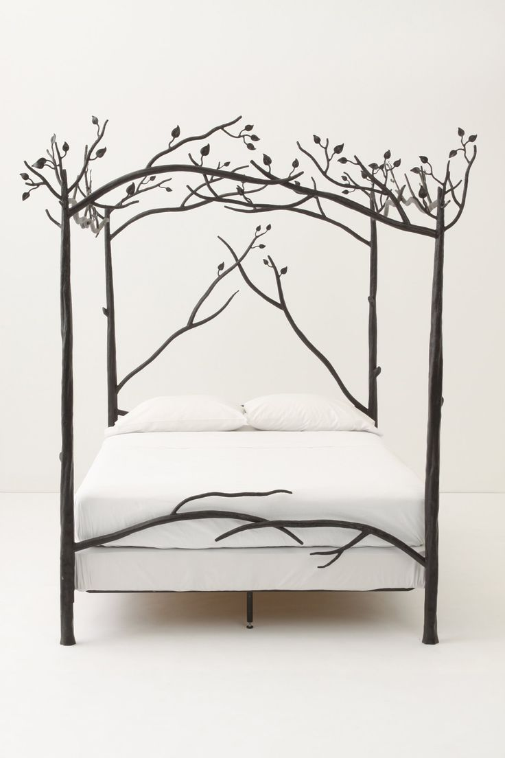 Best Forest Canopy Bed Anthropologie Com Things I Want 400 x 300