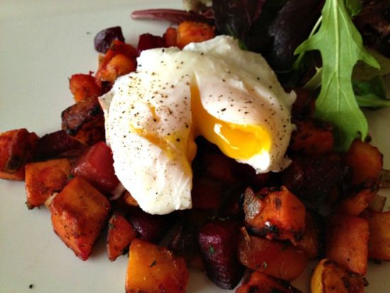 roasted squash & root vegetable hash | Things Rich would love! | Pint ...