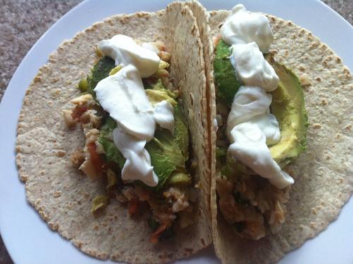 Tilapia Fish Tacos | FOOD | Pinterest
