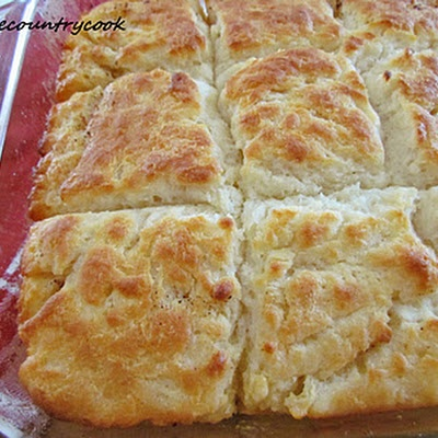 Butter Dip Biscuits - easier than biscuits & I doubled the recipe bcz ...