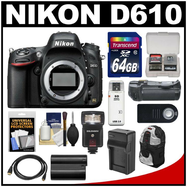 nikon d610 how to turn flash off